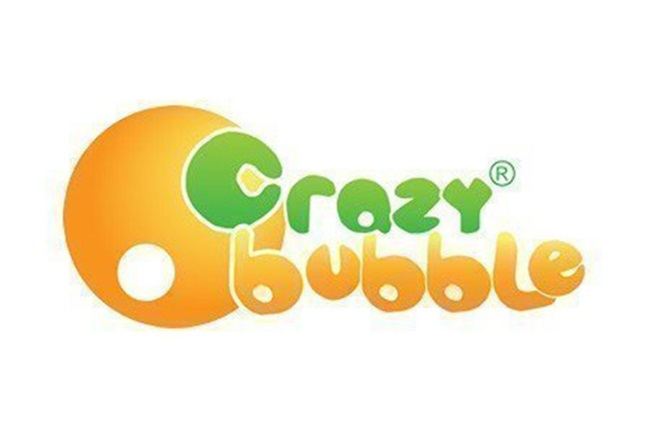 Crazy Bubble logo